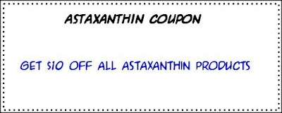 iHerb promo for Astaxanthin