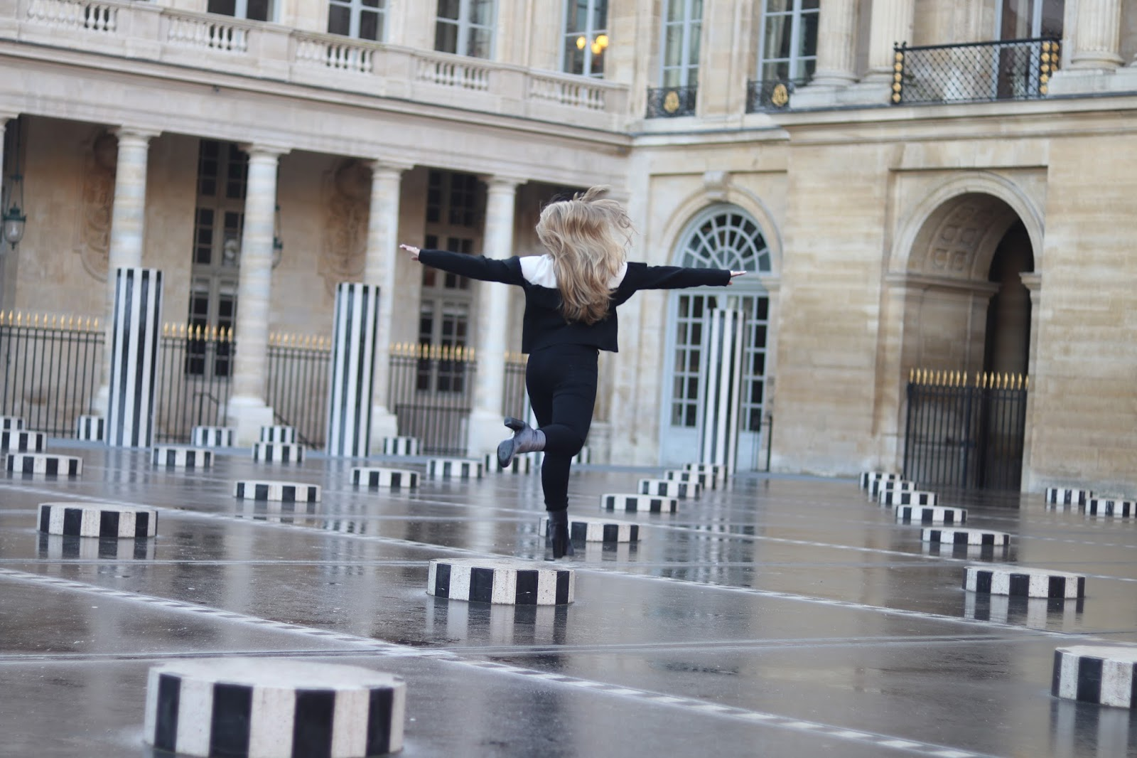 Instagram Guide to Paris, Palais Royale, Katie Heath