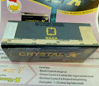 crystal x terbaru 2017