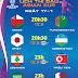 Lịch thi đấu Asian Cup ngày 17-1