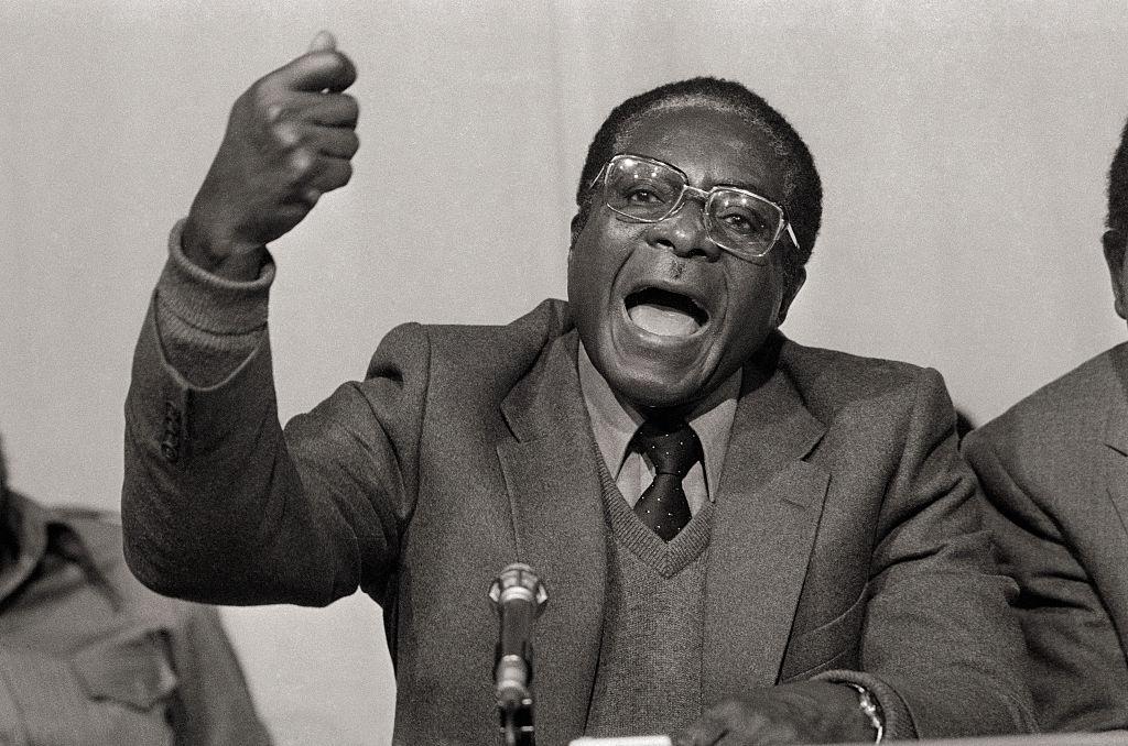 Robert Mugabe: Worst World leaders