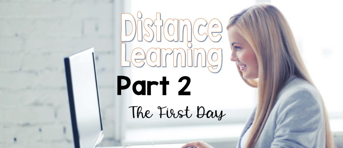 Distance Learning in Kindergarten Part 2