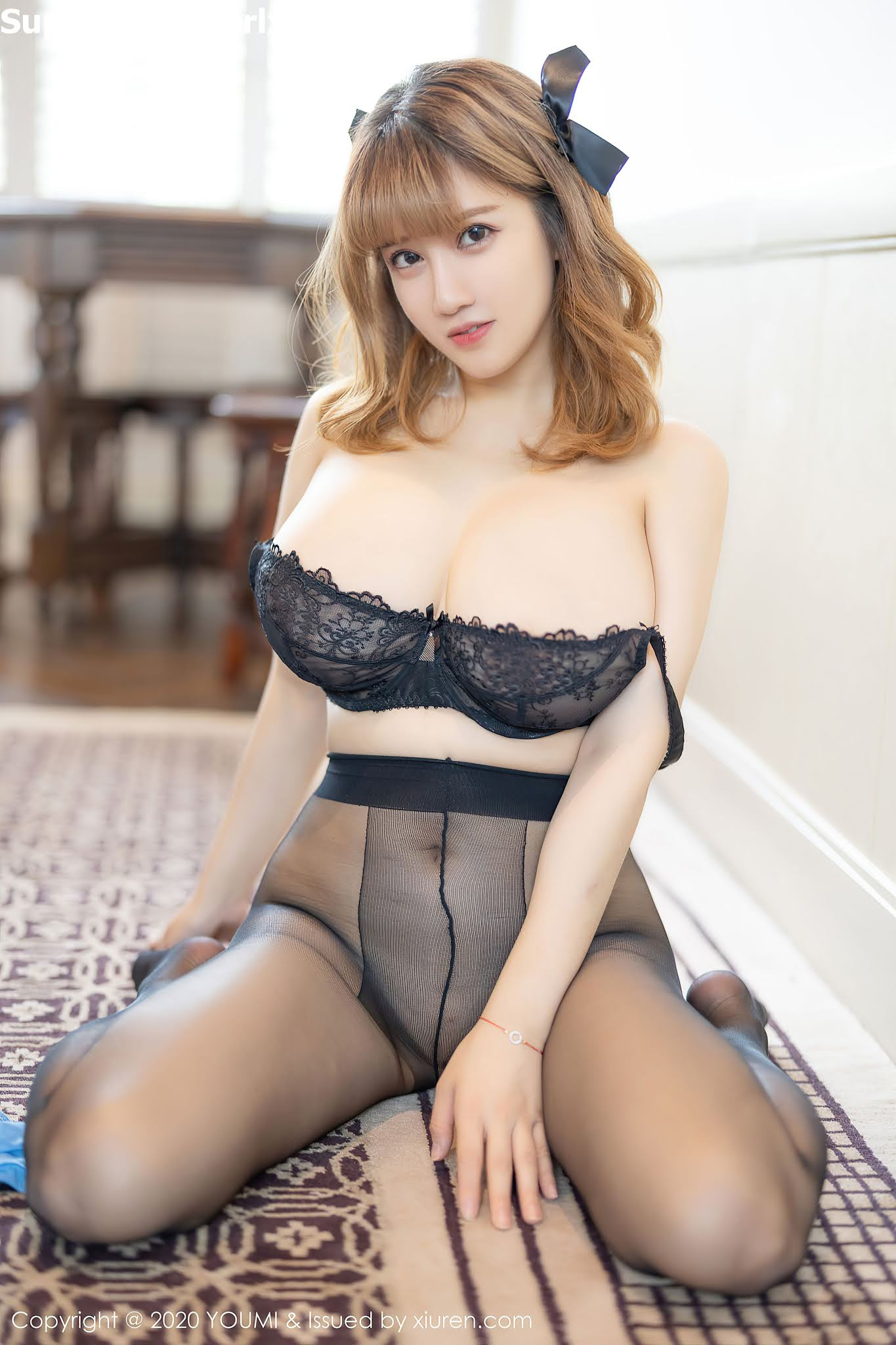 YouMi-Vol.572-Zhou-Da-Meng-Superbeautygirlx.com