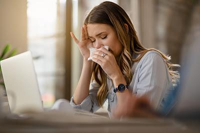 4 Cara Alami Mengatasi Hidung Tersumbat