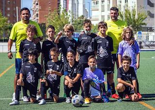 Fútbol Arancetano Costa Blanca Cup