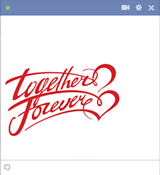 Together Forever emoticon