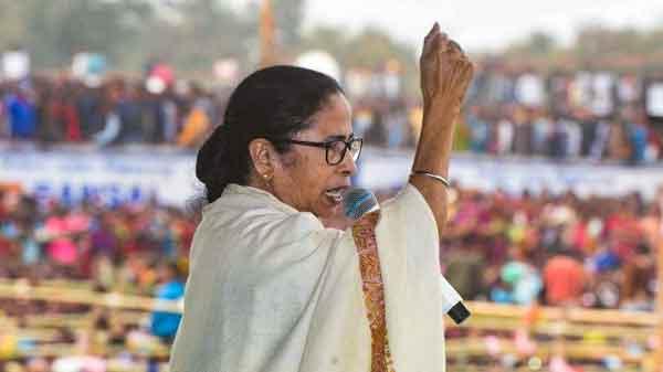 News, National, India, Politics, Political Party, Government, Top-Headlines, India Should Have 4 Capitals On Rotational Basis: Mamata Banerjee