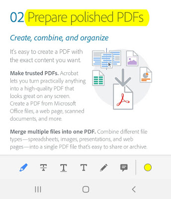 Edit PDF on Adobe Acrobat Reader
