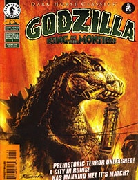 Dark Horse Classics: Godzilla - King of the Monsters