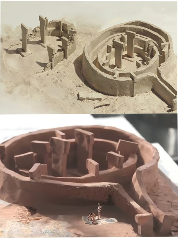 THE WORLD'S FIRST TEMPLE WHICH WAS BUILT DURING PRE-HISTORY: GOBEKLI TEPE TEMPLE