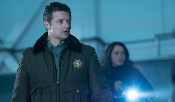 The Crossing - Episode 1.01 - Promos, Cast and Promotional Photos, Poster + Press Release