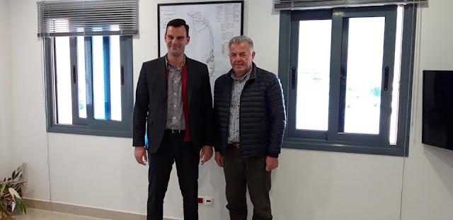 Ήγουμενίτσα: Τα πάει καλά η διοίκηση του ΟΛΗΓ με το δήμο Ηγουμενίτσας...