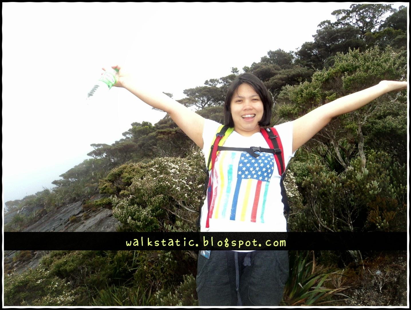 Ekpedisi Mendaki Gunung Kinabalu 2015