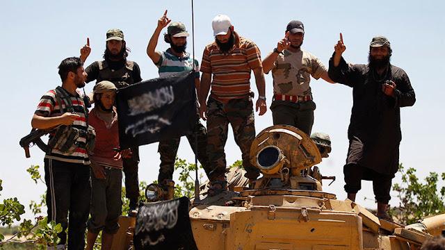 EE.UU. admite por primera vez que el Estado Islámico utiliza armas químicas en Siria
