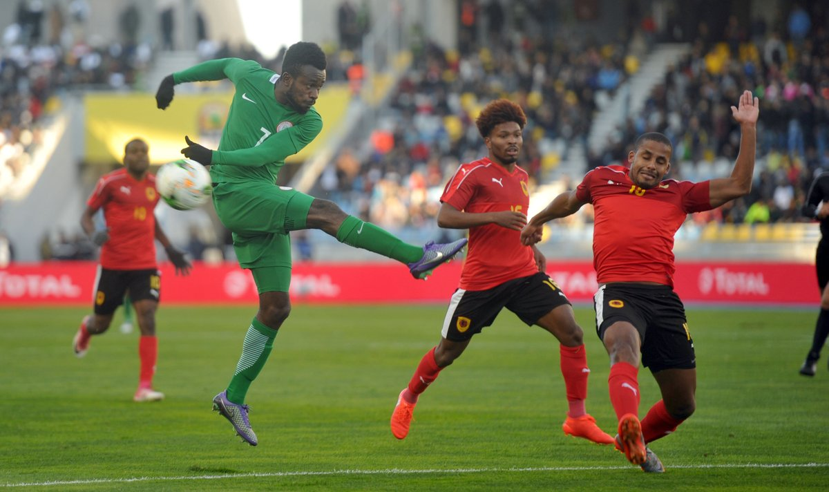 Video Highlight: Nigeria 2 vs 1 Angola --- CHAN 2018