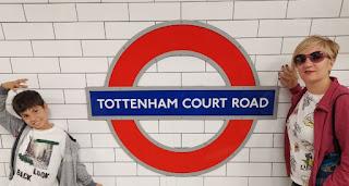 El metro de Londres, imprescindible dominarlo.