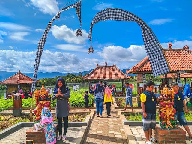 Alamat dan Harga Tiket Masuk Kitagawa Pesona Bali Park Wonogiri