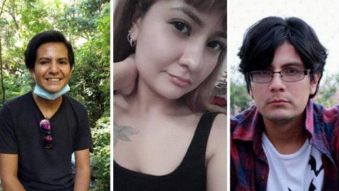Sicarios empecherados con las siglas del CJNG levantaron a tres hermanos inocentes en Guadalajara; Jalisco y los ejecutaron