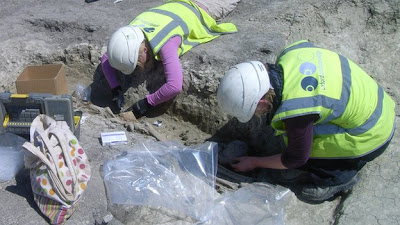 Dig provides glimpse of 9,000 years of village life