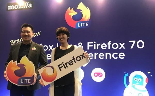 Mozilla luncurkan versi terbaru hadirkan fitur belanja, game dan berita