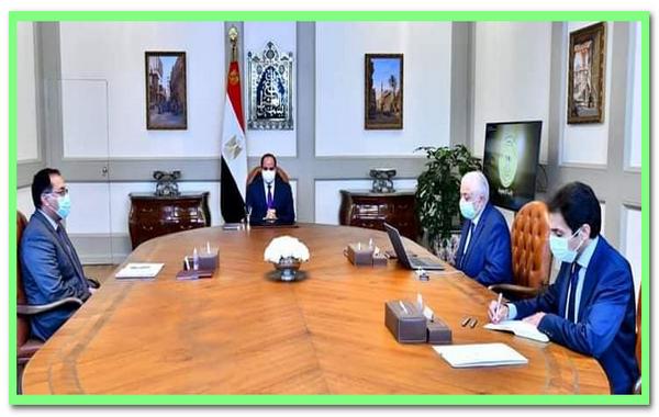 تفاصيل اجتماع الرئيس مع وزير التربية والتعليم بشأن استكمال الدراسة والامتحانات