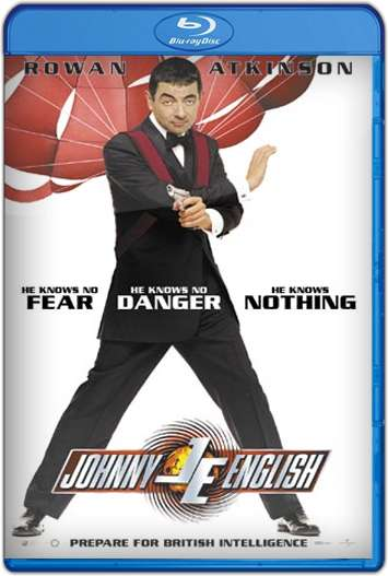 Johnny English (2003) HD 1080p Latino