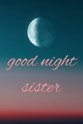 good night sister images and quotes