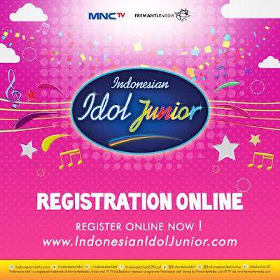Audisi Jadwal Indonesian Idol Junior 2016