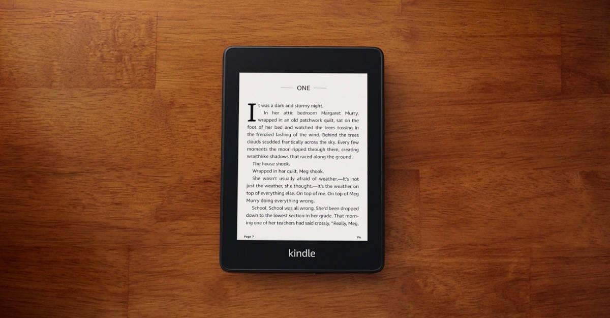 Kindle Paperwhite 4 otrzymuje aktualizację oprogramowania do wersji 5.11.1