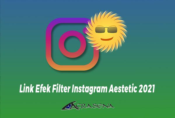10 Link Filter Instagram Aesthetic 2021