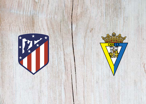 Atletico Madrid vs Cádiz -Highlights 07 November 2020