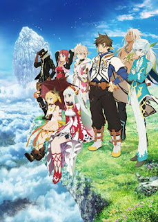 Tales of Zestiria the X S2 Batch [Eps. 01-13] Subtitle Indonesia