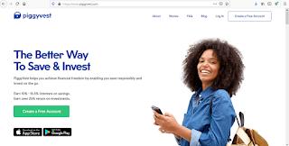 piggyvest website