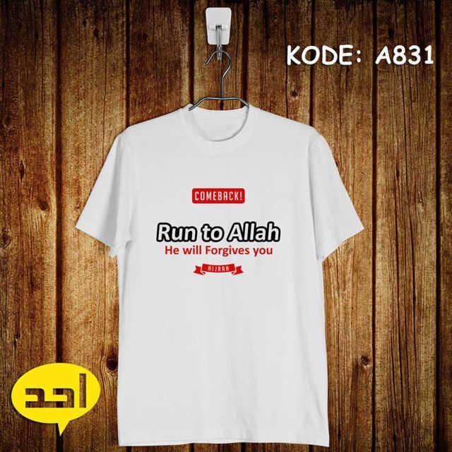 run to allah images