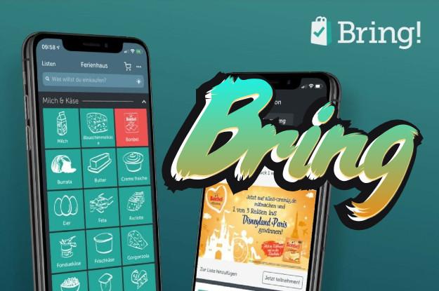 Bring! - Το απόλυτο πρόγραμμα για λίστες σούπερ μάρκετ