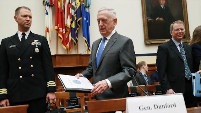 EEUU admite que no tiene pruebas para atacar Siria