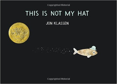 http://www.amazon.com/This-Not-Hat-Jon-Klassen/dp/0763655996/ref=sr_1_3?ie=UTF8&qid=1446055662&sr=8-3&keywords=i+want+a+hat+like+that