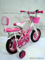C 12 Inch NNC Novia Kids Bike