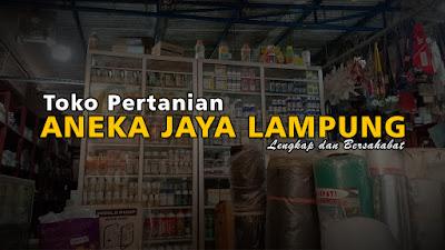 Supplier Obat dan Pupuk Pertanian Di Lampung