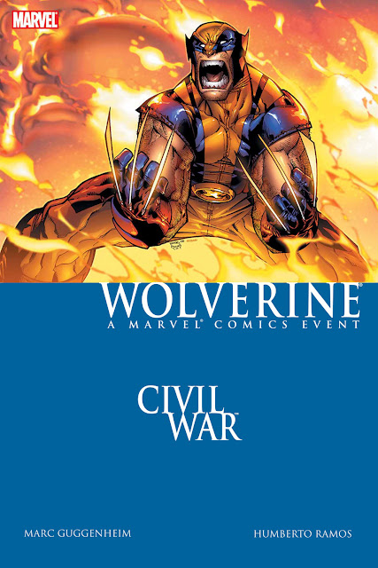 civil war wolverine