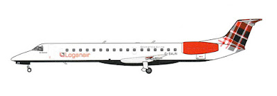 SL452R - Embraer EMJ145 - Loganair picture 1