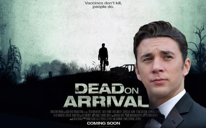 "Days of Our Lives' Billy Flynn's ""Dead On Arrival"" Receives Positive Review!"