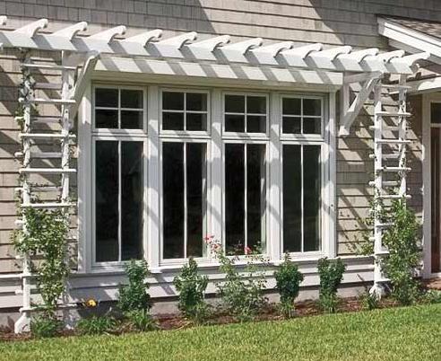Teralis untuk jendela kayu | Tips memilih teralis jendela minimalis yang berkualitas