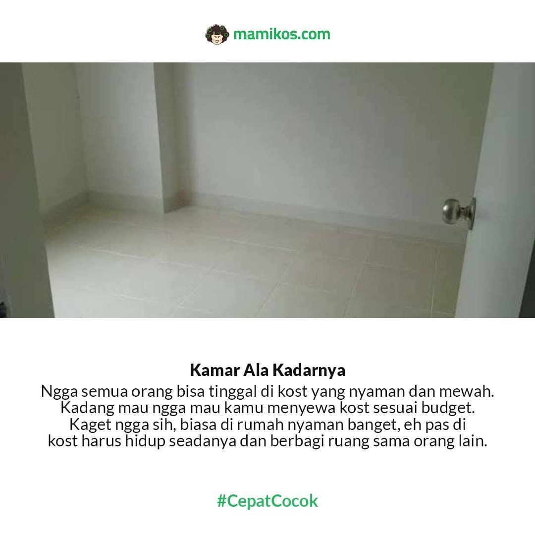 Kamar Ala Kadarnya