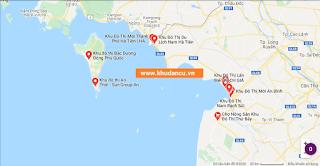 Khu dân cư Kiên Giang, Khu đô thị Kiên Giang