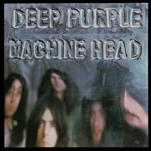"""Ο δίσκος των Deep Purple """"Machine Head"""""""
