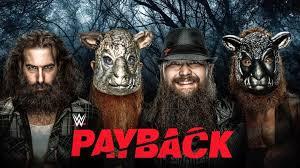 Ver Repeticion de Wwe Payback 2016 en español latino full show completo