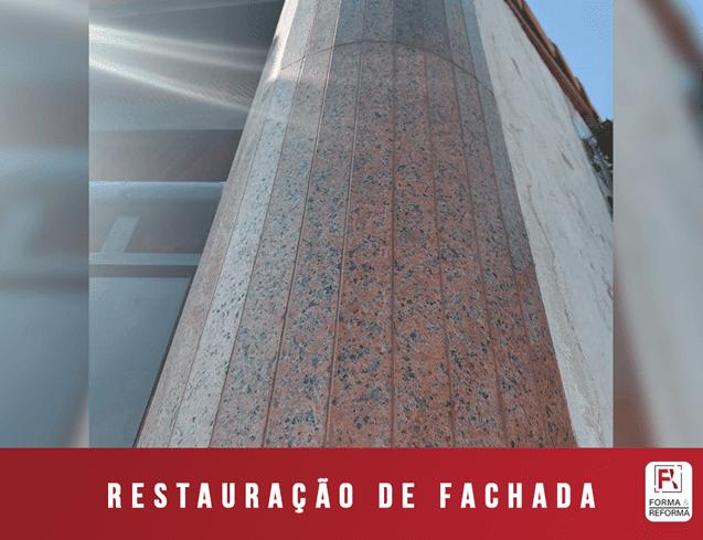 Restauração de Fachada - RJ