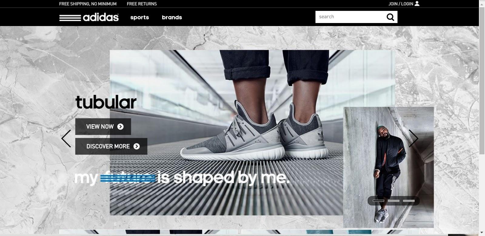 fecae3b765290 Ultimate Shoe Shop  Nike and Adidas