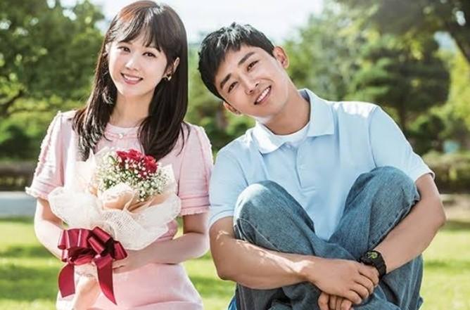 Drama Korea Confession Couple / Go Back Couple